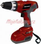 EINHELL Aku vrtačka<br>RT-CD 18 Red
