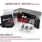 Elektronická cigareta Joye eGo-C 1000 mAh Dark Red